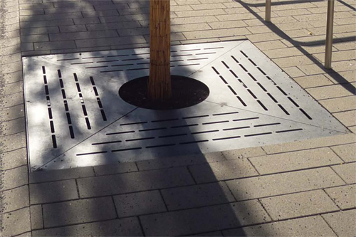 tree grates and tree guards