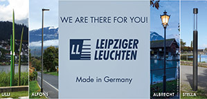 LEIPZIGER LEUCHTEN stays in a position to deliver